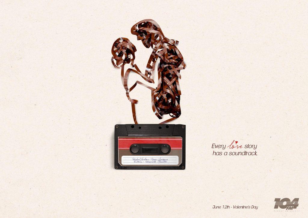 Cada história de amor tem uma trilha sonora