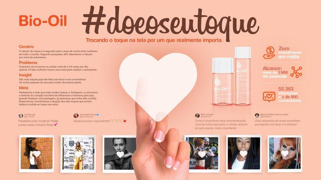 #DoeSeuToque