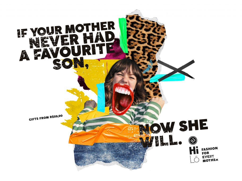 Neste Dia Das Mães - Seja O Filho Favorito