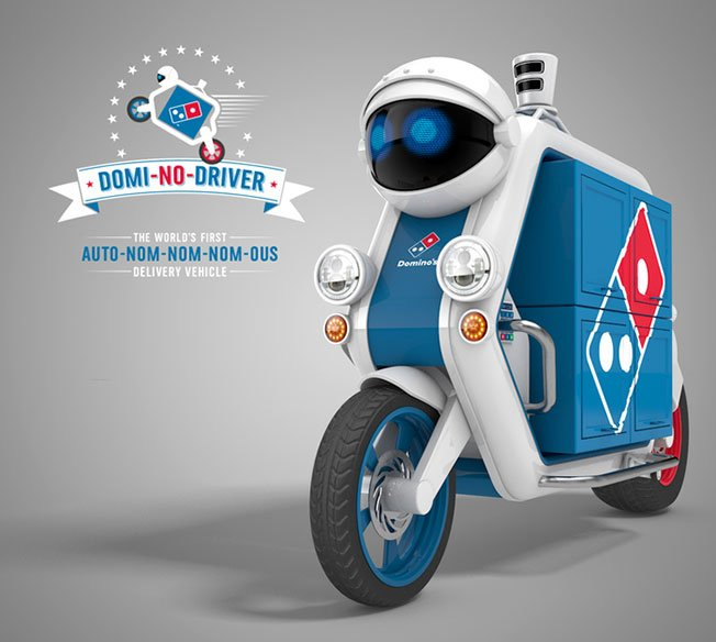 Delivery Sem Motorista