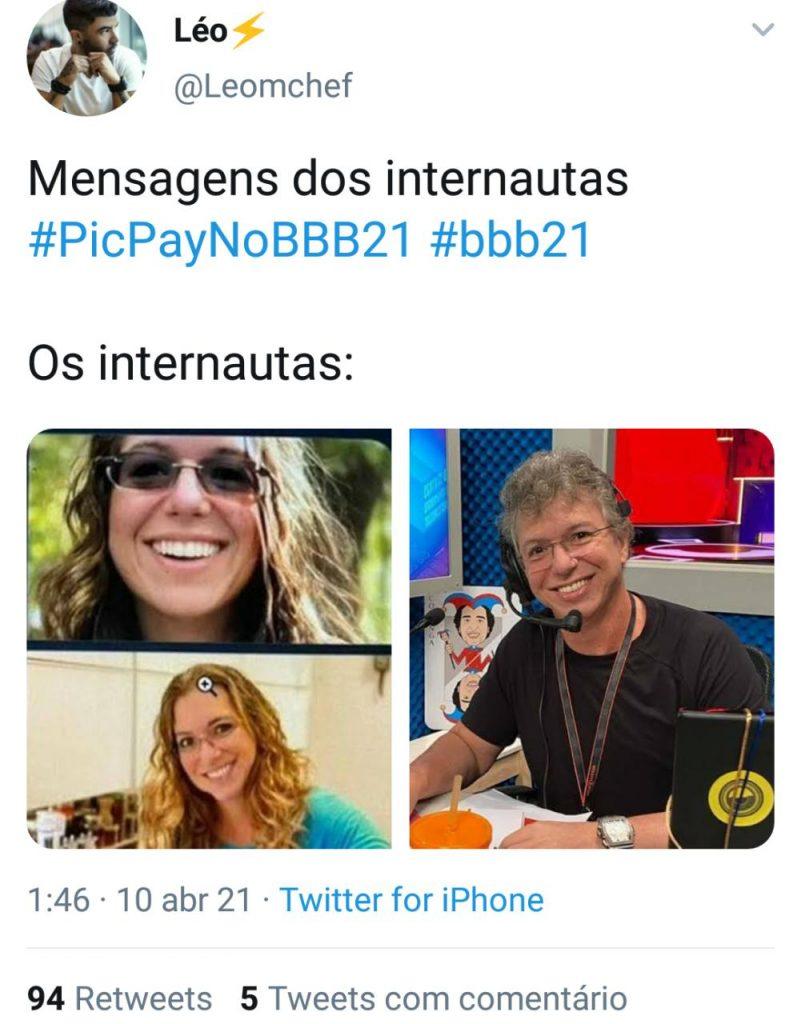 A Festa #PicPayNoBBB21