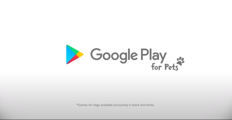 Google Play Para Pets