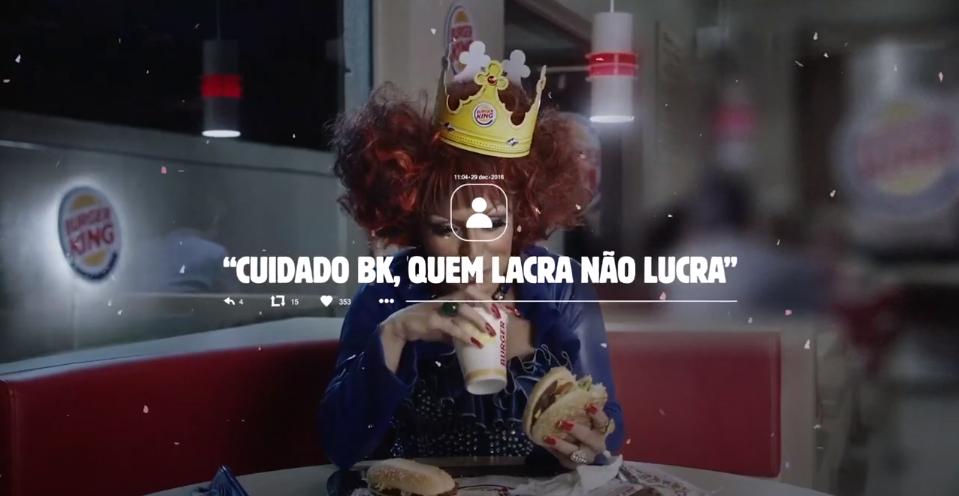 #QuemLacraNãoLucra