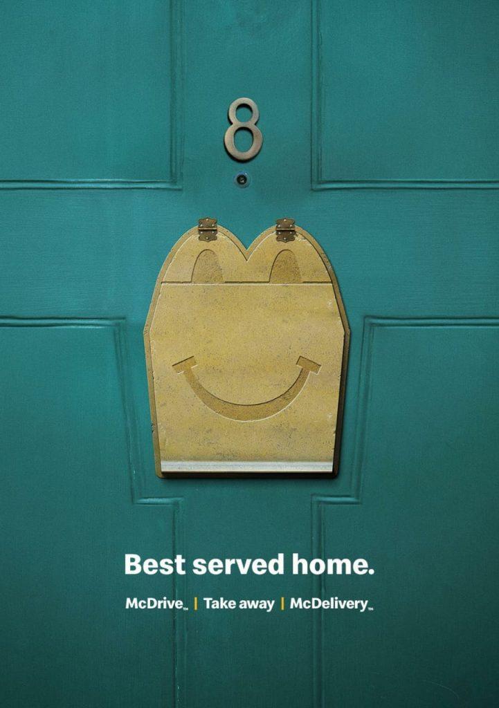 É Melhor Servido Em Casa