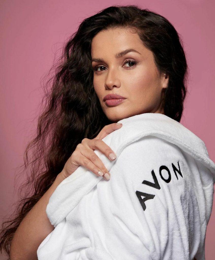 A Nova Embaixadora Da Avon