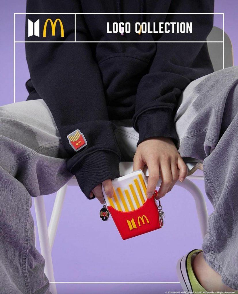 Coleção Logo BTS