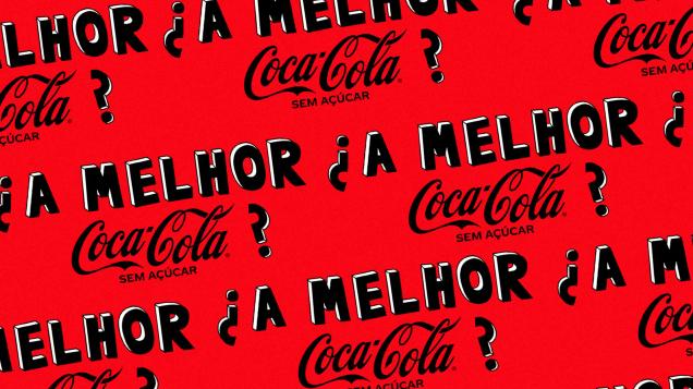 Nova Coca-Cola Sem Açúcar