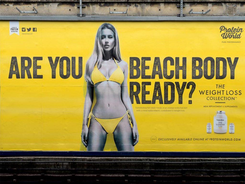 """""""O Seu Corpo De Praia Está Pronto?"""""""