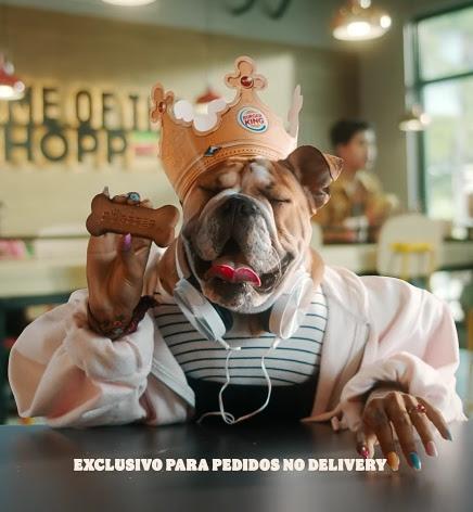 Whopper Para Cachorro