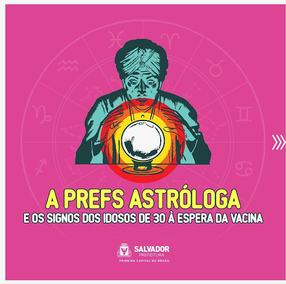 É Astróloga