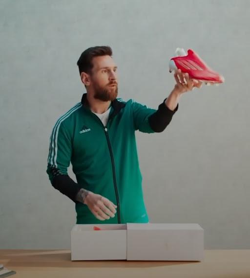 Modo Messi Ativado
