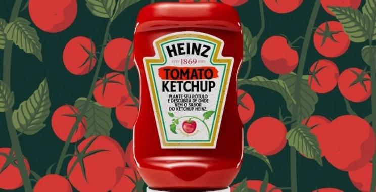 Sementes Dos Tomates Heinz